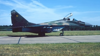 Photo ID 177586 by Rainer Mueller. Germany Air Force Mikoyan Gurevich MiG 29G 9 12A, 29 15