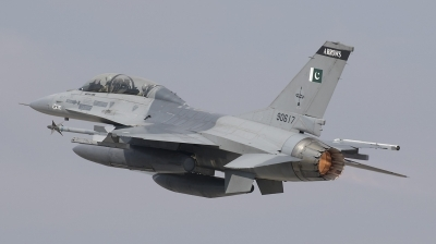 Photo ID 177620 by Bart van den Bogaert. Pakistan Air Force General Dynamics F 16BM Fighting Falcon, 90617