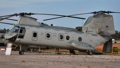 Photo ID 177660 by Rod Dermo. USA Department of State Boeing Vertol CH 46E Sea Knight 107 II, N574AW