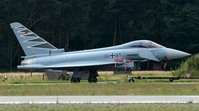 Photo ID 177733 by Sascha. Germany Air Force Eurofighter EF 2000 Typhoon S, 30 87