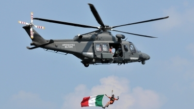 Photo ID 178949 by Ugo Pigozzi. Italy Air Force Agusta Westland HH 139A AW 139M, MM81822