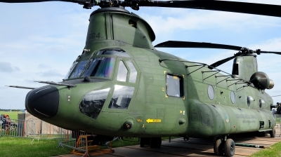 Photo ID 177857 by Alejandro Hernández León. Netherlands Air Force Boeing Vertol CH 47D Chinook, D 664