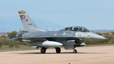 Photo ID 177858 by Marco Casaleiro. Turkey Air Force General Dynamics F 16D Fighting Falcon, 91 0022