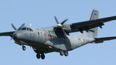 Photo ID 21607 by Lieuwe Hofstra. France Air Force Airtech CN 235 100M, 071