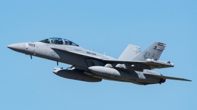 Photo ID 177937 by Josh Kaiser. USA Navy Boeing EA 18G Growler, 166899