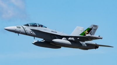 Photo ID 177938 by Josh Kaiser. USA Navy Boeing EA 18G Growler, 166895