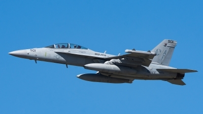 Photo ID 177939 by Josh Kaiser. USA Navy Boeing EA 18G Growler, 166896