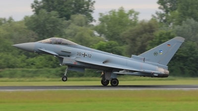 Photo ID 178034 by Milos Ruza. Germany Air Force Eurofighter EF 2000 Typhoon S, 30 12