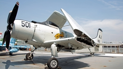 Photo ID 178105 by Arjun Sarup. USA Navy Douglas XAD 1 Skyraider XBT2D 1, 09102
