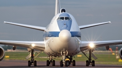 Photo ID 178186 by Andrey Nesvetaev. USA Air Force Boeing E 4B 747 200B, 73 1677