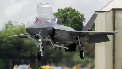Photo ID 178193 by Alex van Noye. UK Air Force Lockheed Martin F 35B Lightning II, ZM137