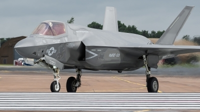 Photo ID 178195 by Alex van Noye. USA Marines Lockheed Martin F 35B Lightning II, 168726