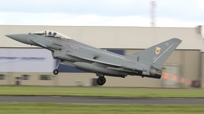 Photo ID 178205 by kristof stuer. UK Air Force Eurofighter Typhoon FGR4, ZK310