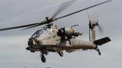 Photo ID 178270 by Alex van Noye. Netherlands Air Force Boeing AH 64DN Apache Longbow, Q 18