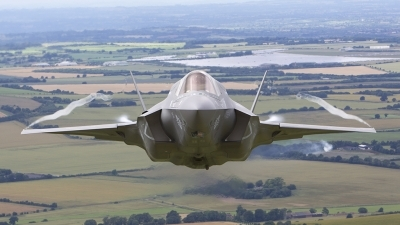 Photo ID 178304 by Tom Gibbons. USA Marines Lockheed Martin F 35B Lightning II, 168727