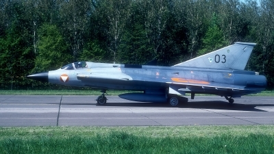 Photo ID 178314 by Rainer Mueller. Austria Air Force Saab J35Oe MkII Draken, 03