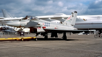 Photo ID 178346 by Carl Brent. Italy Air Force Eurofighter F 2000A Typhoon EF 2000S, MMX603