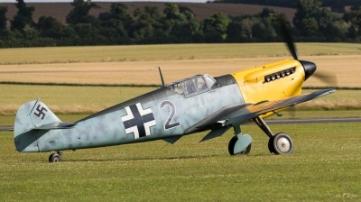 Photo ID 178351 by Andreas Zeitler - Flying-Wings. Private Historic Flying Ltd Hispano HA 1112 M1L Buchon, G BWUE