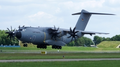 Photo ID 178419 by Lukas Kinneswenger. Germany Air Force Airbus A400M Atlas, 54 02