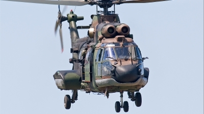 Photo ID 21639 by Alex van Noye. Netherlands Air Force Eurocopter AS 532U2 Cougar MkII, S 447