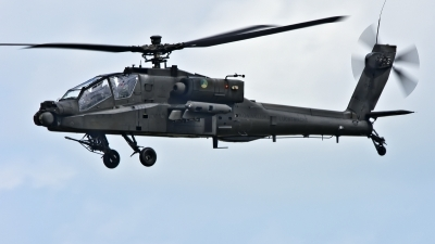 Photo ID 178679 by David Schmidt. Netherlands Air Force Boeing AH 64DN Apache Longbow, Q 18