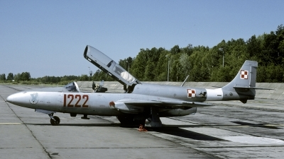 Photo ID 178602 by Marinus Dirk Tabak. Poland Air Force PZL Mielec TS 11bis DF Iskra, 1222