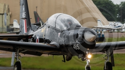 Photo ID 178493 by Alex van Noye. UK Air Force Short Tucano T1, ZF485