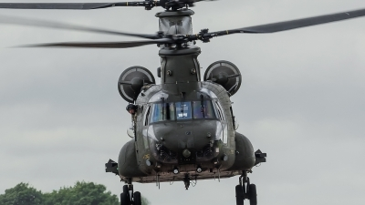 Photo ID 178492 by Alex van Noye. UK Air Force Boeing Vertol Chinook HC2 CH 47D, ZA714
