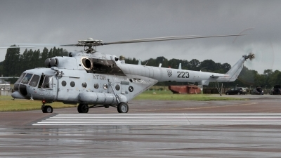Photo ID 178731 by Mirko Krogmeier. Croatia Air Force Mil Mi 171Sh, 223