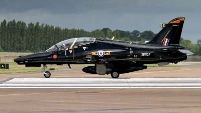 Photo ID 178518 by Mirko Krogmeier. UK Air Force BAE Systems Hawk T 2, ZK027
