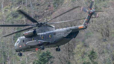 Photo ID 178562 by Martin Thoeni - Powerplanes. Germany Air Force Sikorsky CH 53GA S 65, 84 58