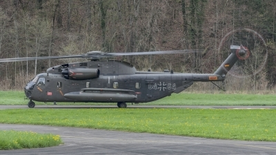 Photo ID 178563 by Martin Thoeni - Powerplanes. Germany Air Force Sikorsky CH 53GS S 65, 84 64