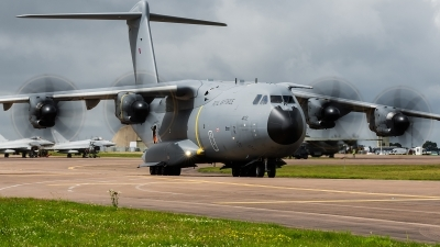 Photo ID 178555 by Alex van Noye. UK Air Force Airbus Atlas C1 A400M, ZM402