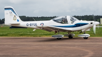 Photo ID 178570 by Alex van Noye. UK Air Force Grob Tutor T1, G BYUL