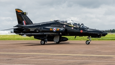 Photo ID 178550 by Alex van Noye. UK Air Force BAE Systems Hawk T 2, ZK027