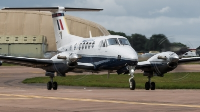 Photo ID 178546 by Alex van Noye. UK Air Force Beech Super King Air B200, ZK451