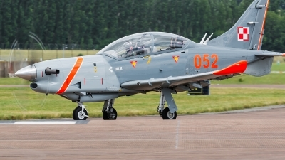 Photo ID 178608 by Alex van Noye. Poland Air Force PZL Okecie PZL 130TC 2 Orlik, 052