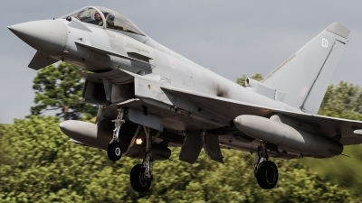 Photo ID 178633 by Alex van Noye. UK Air Force Eurofighter Typhoon FGR4, ZK306