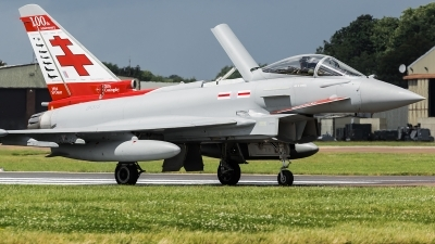 Photo ID 178585 by Alex van Noye. UK Air Force Eurofighter Typhoon FGR4, ZK315