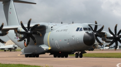 Photo ID 178642 by kristof stuer. UK Air Force Airbus Atlas C1 A400M, ZM402