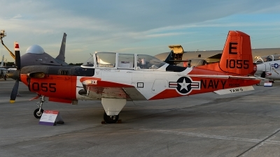 Photo ID 178835 by Rod Dermo. USA Navy Beech T 34C Turbo Mentor 45, 161055