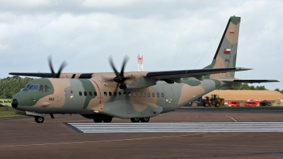Photo ID 178885 by Richard de Groot. Oman Air Force CASA C 295M, 903