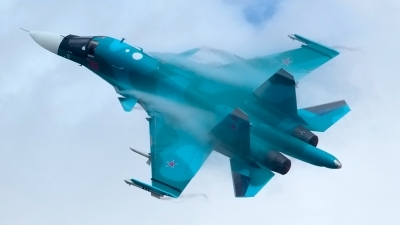 Photo ID 178890 by Sergey Koptsev. Russia Air Force Sukhoi Su 34 Fullback,