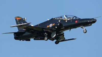 Photo ID 178882 by Mike Griffiths. UK Air Force BAE Systems Hawk T 2, ZK030