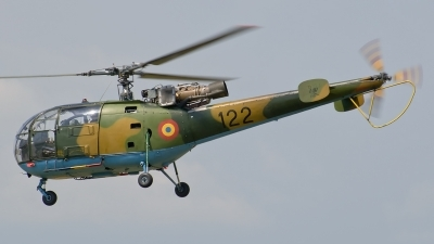 Photo ID 178963 by Alexandru Chirila. France Air Force IAR 316B Alouette III, 122