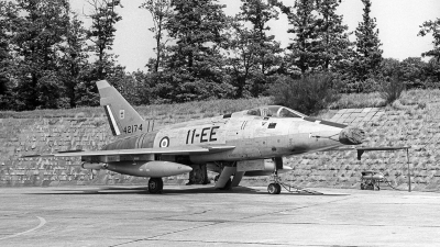 Photo ID 179002 by Eric Tammer. France Air Force North American F 100D Super Sabre, 54 2174