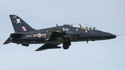 Photo ID 179011 by Mike Griffiths. UK Air Force British Aerospace Hawk T 1A, XX332
