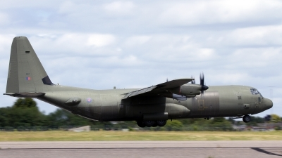 Photo ID 179029 by Kostas D. Pantios. UK Air Force Lockheed Martin Hercules C4 C 130J 30 L 382, ZH867