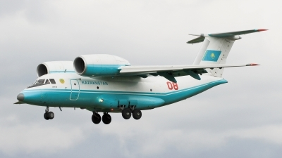 Photo ID 179055 by Gary Chadwick. Kazakhstan Air Force Antonov An 72,