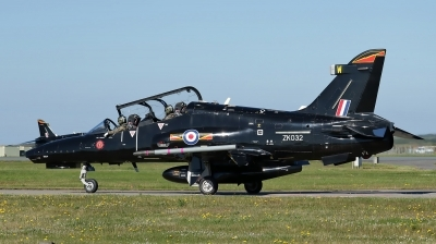 Photo ID 179084 by Mike Griffiths. UK Air Force BAE Systems Hawk T 2, ZK032